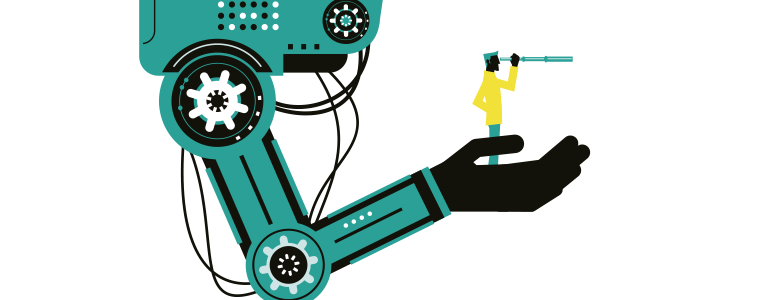 Robotrekrytering eller helt enkelt automatisering av rekryteringsprocessen?