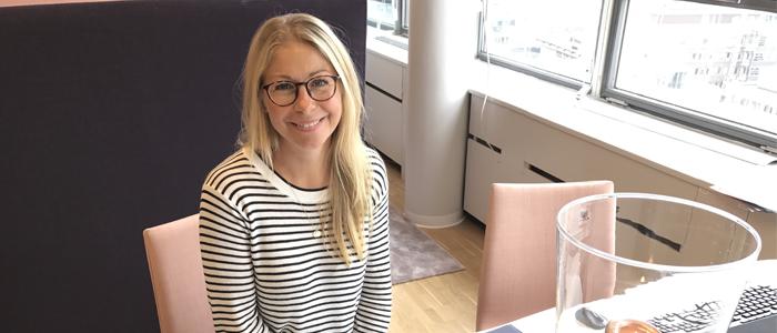Fem snabba med Josefin Malmer – rekrytering som hjärtefråga