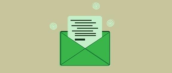 E-postmal for rekruttering – takk for din søknad!