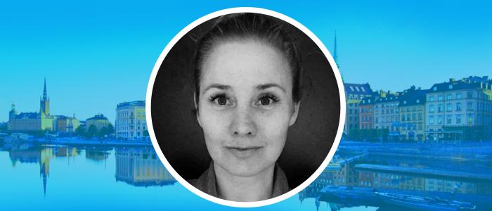Fem snabba med Irina Backman – Årets rekryterare