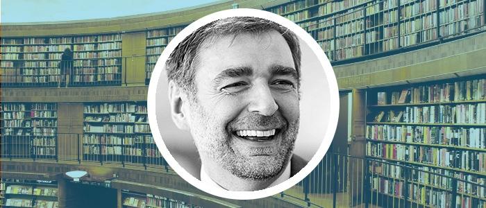 Intervju med författare, debattör och inspiratör Nils Hallén om rekrytering
