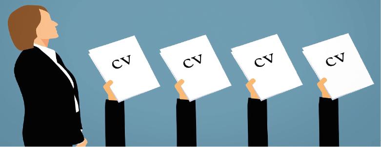 Gör det enkelt för kandidaten att söka jobb hos er. Bilder på CV:n.