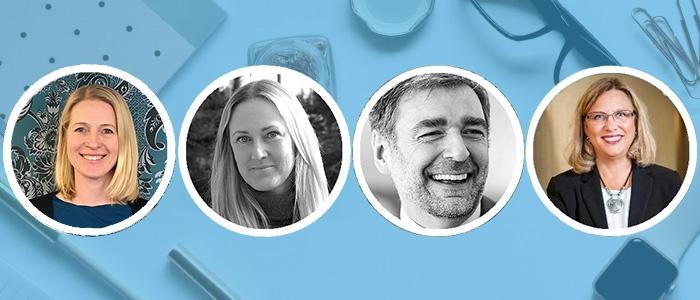 Fem snabba med fyra av våra tidigare intervjuade rerkyteringsproffs